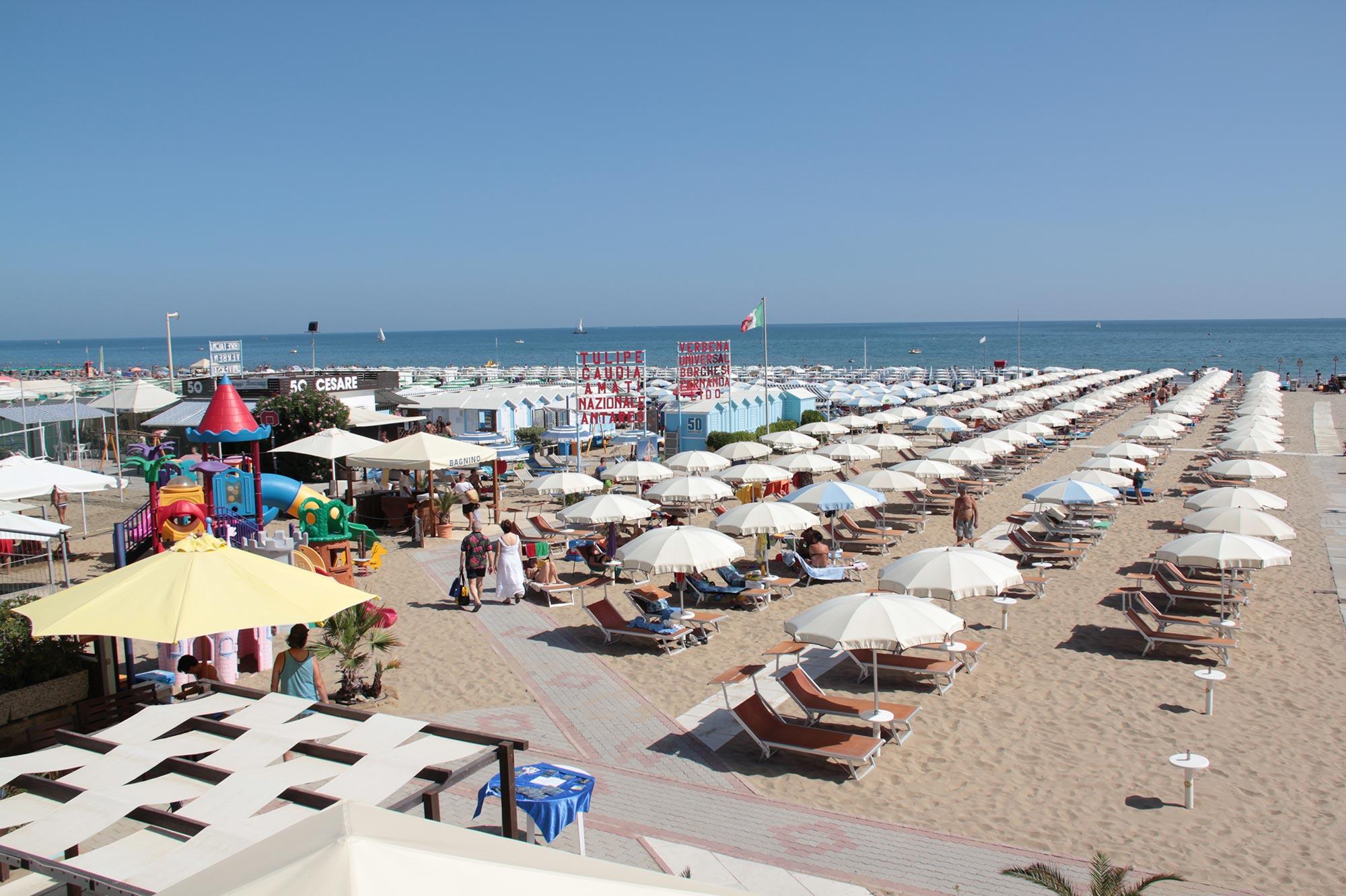 Spiaggia 50 2000