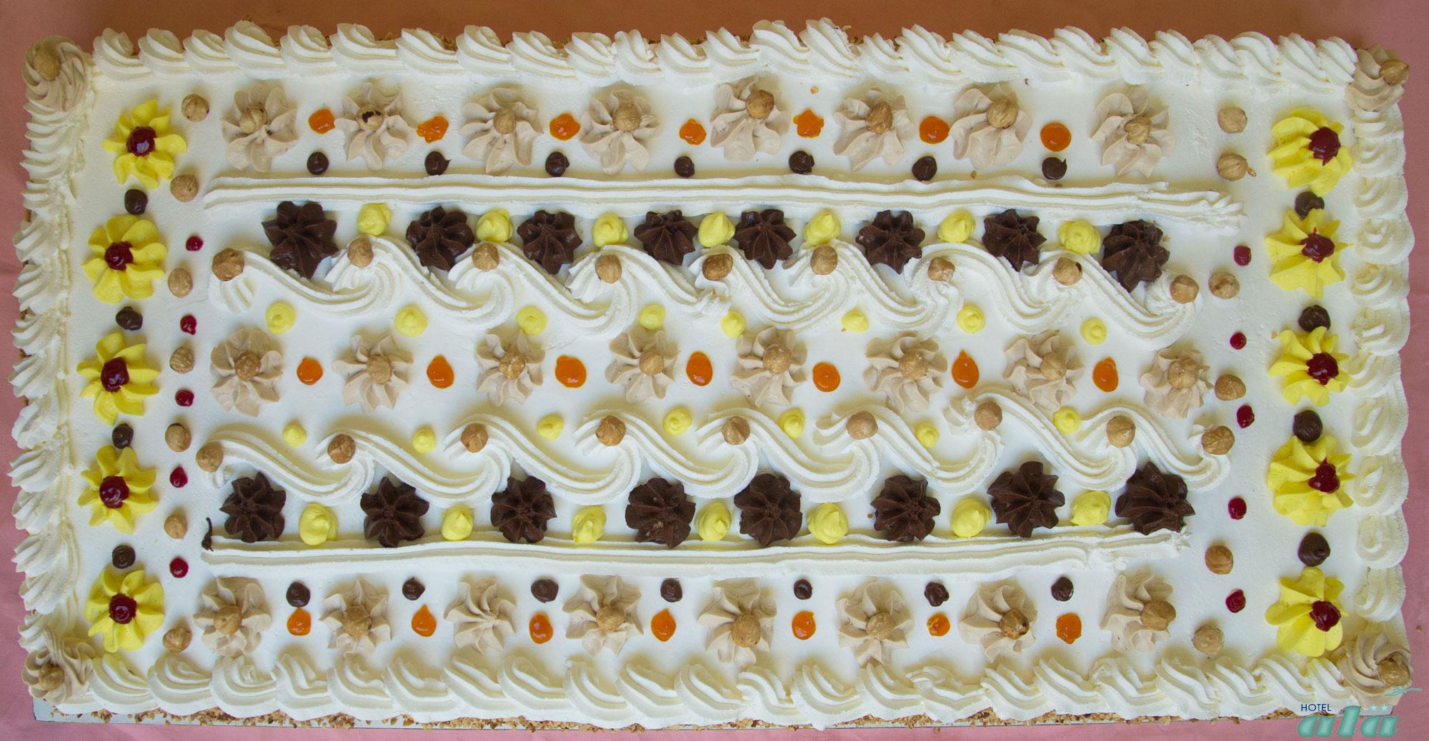 Hotel con pasticceria e torte fatte in casa Riccione ...